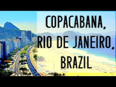 Copacabana - Rio De Janeiro - Brazil