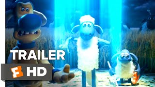 Shaun the Sheep Movie: Farmageddon  International Teaser Trailer #1 (2019) | Movieclips Trailers