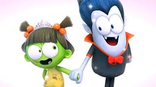 Funny Animated Cartoon Spookiz Zizis Wedding Daydream Cartoon For Children