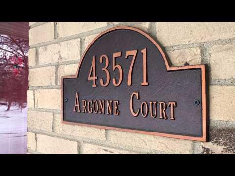 43571 Argonne Ct Canton MI