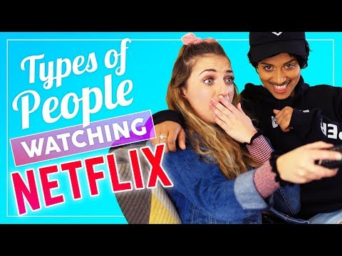 WHAT TYPE OF NETFLiX WATCHER ARE YOU? (ft. Lilly Singh)