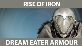 Destiny Dream Eater Hunter Armour Full Set (archons Forge Loot). Free Game Give Away At 100 Subs