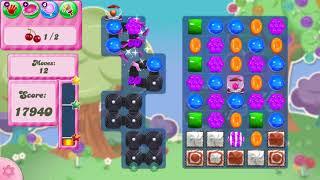 Candy Crush Saga Level 2987 No Boosters