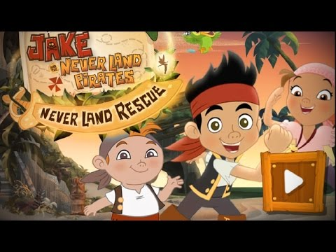 Jake and the Never Land Pirates - Disney Junior Game