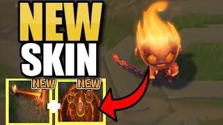 *NEW* INFERNAL AMUMU SKIN IS AMAZING! THE BEST AMUMU SKIN YET?! - League of Legends