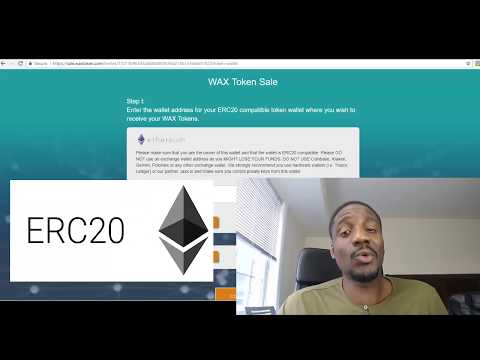 WAX ICO Token review