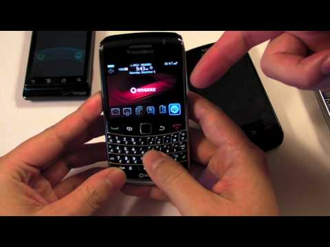 Android Central on BlackBerry