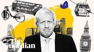 Boris Johnson's biggest design fails as London mayor