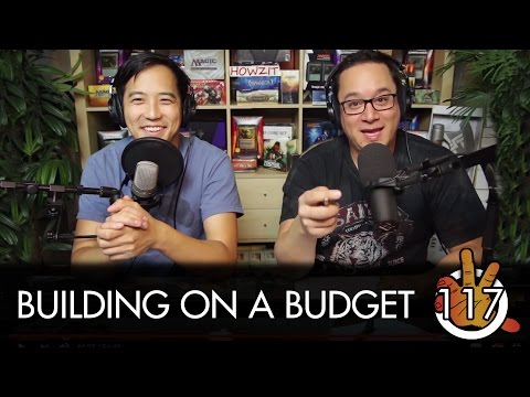 Building On A Budget | The Command Zone #117