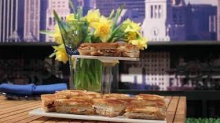 Chef John & Bobby Flay at Club Sandwich