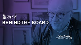 Producer Peter Asher On James Taylor, Cher, Linda Ronstadt & More | Behind The Board