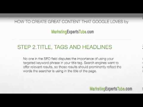 How to Create Great Content That Google loves and Rank High In Google