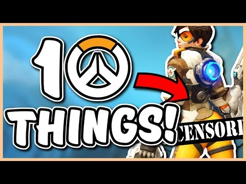 Overwatch - 10 THINGS ONLY ORIGINAL OVERWATCH PLAYERS WILL REMEMBER