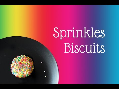 Sprinkles Cookies (GREAT FOR KIDS!)