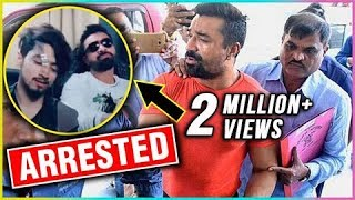 Ajaz Khan Arrested For MOCKING Mumbai Police And SUPPORTING Mr. Faisu's Team 07