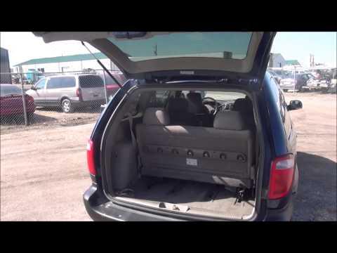 Used Cars Winnipeg - Safetied 2002 Dodge Caravan