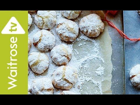 Martha Collison's Amaretti Biscuits | Waitrose