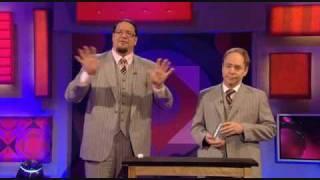 Penn & Teller Explain Ball & Cups on Jonathan Ross 2010.07.09 (Part 2)