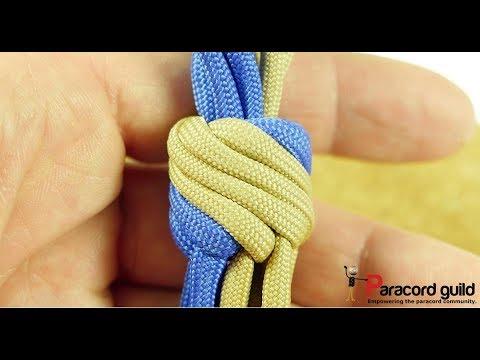 Dressing Matthew Walker knots