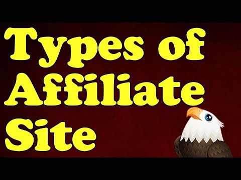 5 Types of AFFILIATE MARKETING website with examples