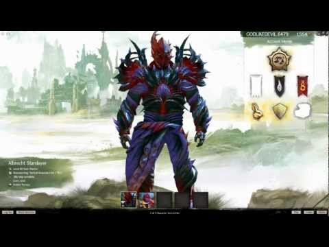 Showing off my Twilight Arbor Heavy Armor Set (Nightmare Armor)
