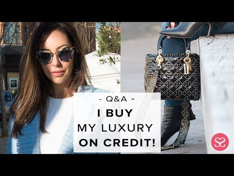 Q&A: MY OPINION ON #ADs + LUXURY SHOPPING ON CREDIT CARDS  | Sophie Shohet
