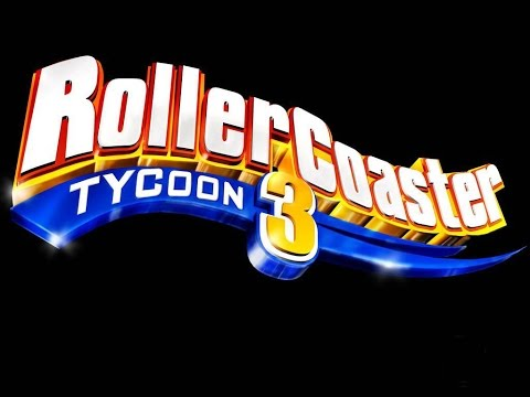 RollerCoaster Tycoon 3 :: E4 :: Track Design Practice