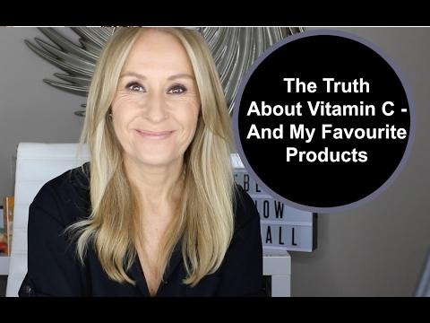 The Truth About Vitamin C - Nadine Baggott