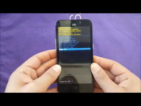ZTE Avid Trio How To Hard Reset For Metro Pcs\T-mobile