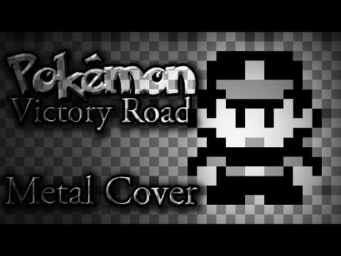 Pokémon R/B/Y - Victory Road - Metal Cover