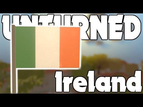 Ireland is COMING! Unturned Curated Map Sneak Peak!