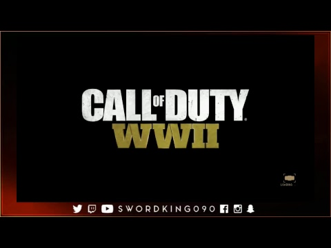 Xbox One X - Call of Duty: WWII - Multiplayer - Road to Level 1000. (Episode 2)