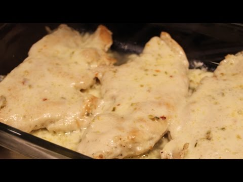 CHICKEN/AWESOME PEPPER JACK CHICKEN RECIPE/CHERYLS HOME COOKING/EPISODE 591