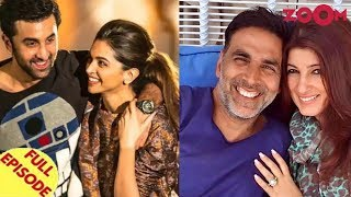 Ranbir-Deepika & Ajay Devgn's film NOT shelved | Akshay Kumar gifts onion earrings & more