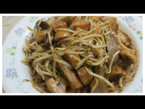 #12-STIR FRIED BEEF | Lutong Bahay