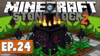 Minecraft StoneBlock 2 - HE'S UNKILLABLE! #26 [Modded