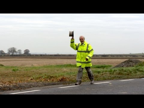 Andy Peddle's Charity Walk - The Salvation Army