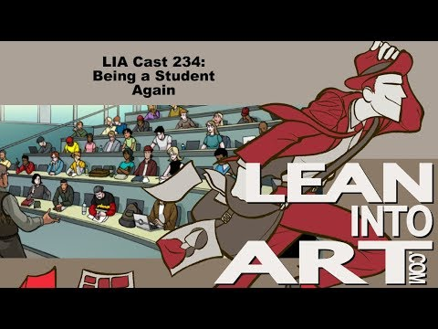 LIA Cast 234 - Being a Student Again