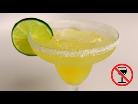 How to Make a Virgin Margarita - Laura Vitale - Laura in the Kitchen Episode 376