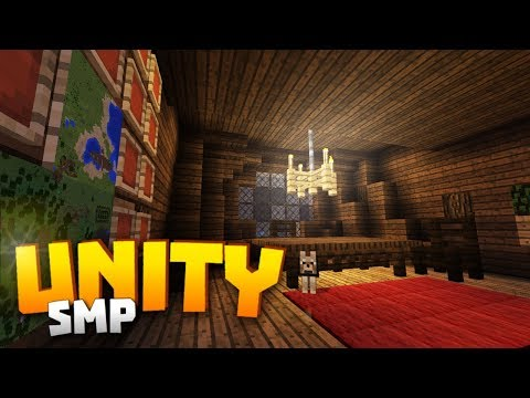 Minecraft Realms! - Unity SMP S2 Ep. 5 - A PIRATE'S TREASURE MAP ROOM & A BIT OF STORYTIME...