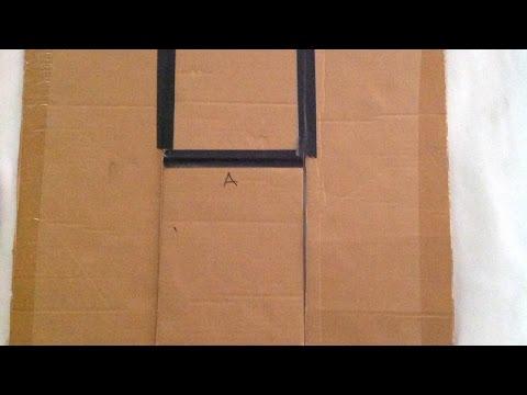 Create an Easy Shirt Folding Board - DIY Crafts - Guidecentral