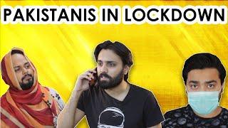 PAKISTANIS IN LOCKDOWN | THE IDIOTZ | FUNNY VIDEO