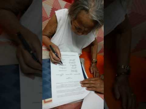 Transfer  of Land Title