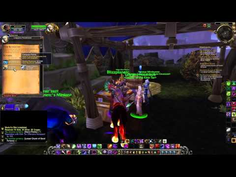 High Recognition [A] World of Warcraft: Mists of Pandaria Patch 5.2