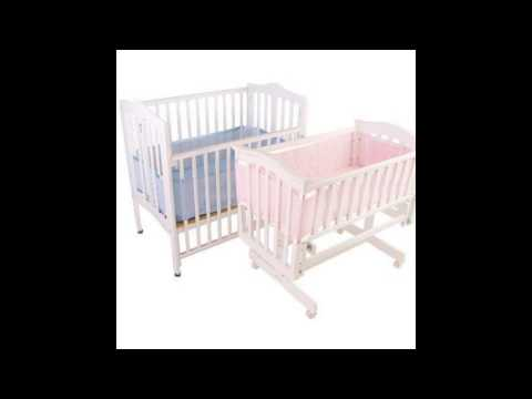 BreathableBaby Breathable Bumper for Portable and Cradle Cribs