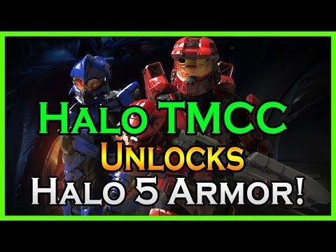 Halo The Master Chief Collection Will Unlock Halo 5 Armor!
