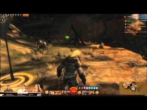 Guild Wars 2 - Heart of Thorns - Gameplay aus Point of Interest