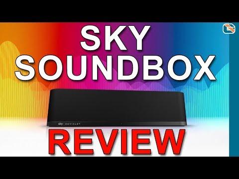 Sky Soundbox Speaker Review - Devialet