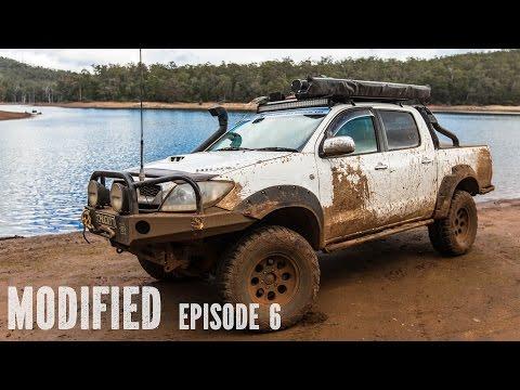 Modified Toyota Hilux SR5, Modified Episode 6