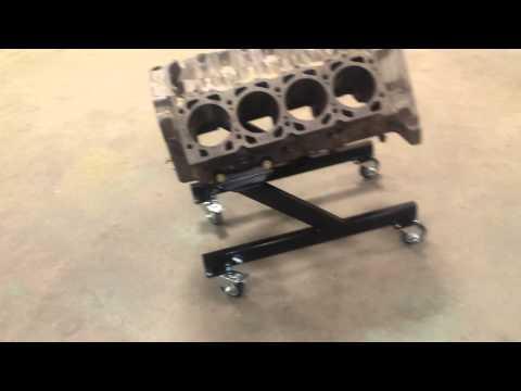 Wise Performance Engineering- Engine cradle.